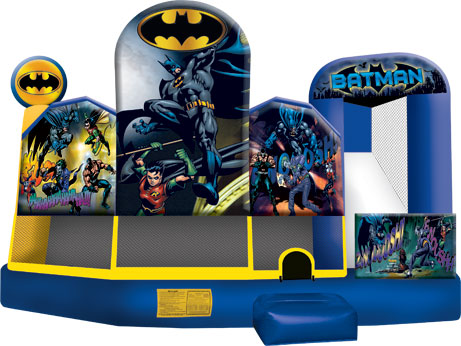 Batman 5n1- Jumping Castle