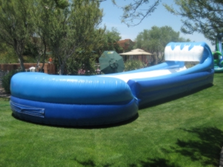 California Wave Slip N Slide