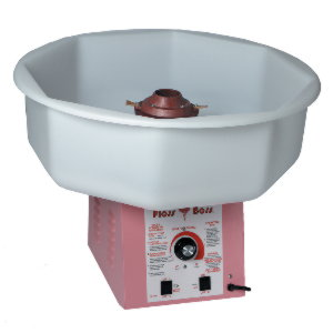 Rent your own Cotton Candy machine it is great fun to make fresh Cotton Candy.