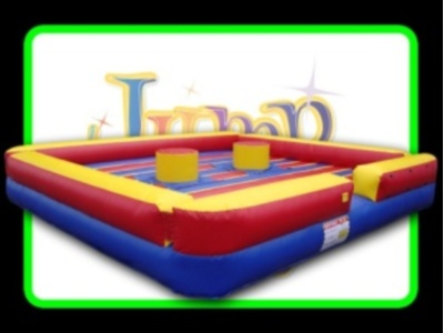 Battle in Style With Jumpmaxx's Traditional Joust Arena