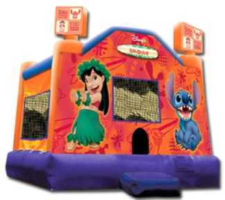 Lilo and Stitch – jumping Castle 13′ x 13′