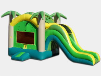 Tropical 3in1- Jumping Castle