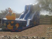 New Unit – 16 Foot Ocean Slide