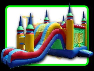 Castle 3n1 – Jumping Castle