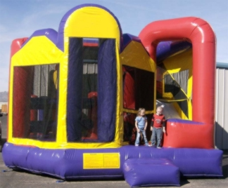 5n1- Jumping Castle and Play-zone