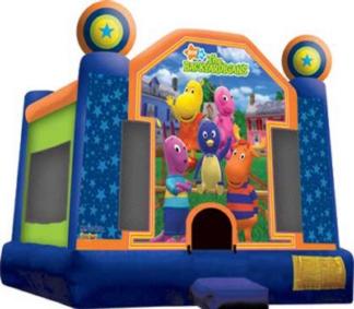 Backyardigans – Jumping Castle 13′ x 13′