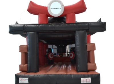 Test Your strength and agility – Ninja Dojo Gym