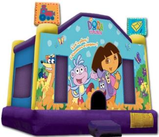 Dora Standard Castle 13′ x 13′