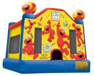Elmos World Standard Castle