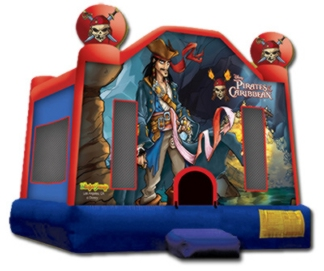 Pirates of the Caribbean – jumping Castle 13′ x 13′