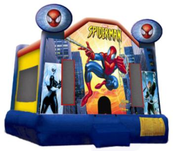 Spiderman Standard Castle 13′ x 13′