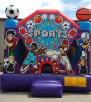 Sports Fun Standard Castle