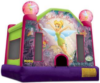Tinkerbell Standard Castle 13′ x 13′
