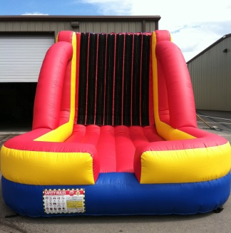 Test Your strength and agility – Velcro Wall
