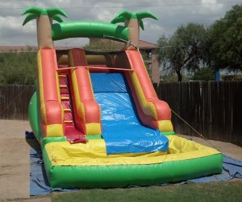 Mini Tropical Slide