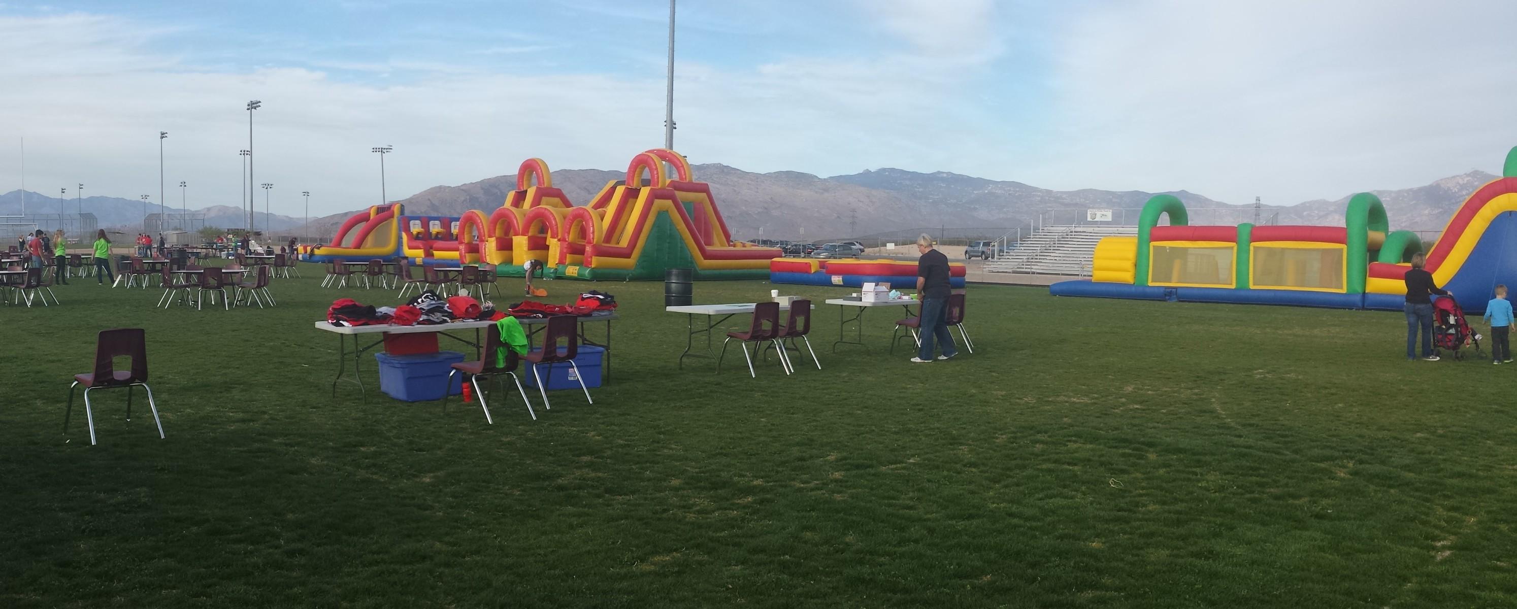 Event: Cienega High School