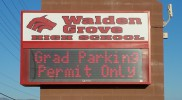 Event: Walden Grove High School