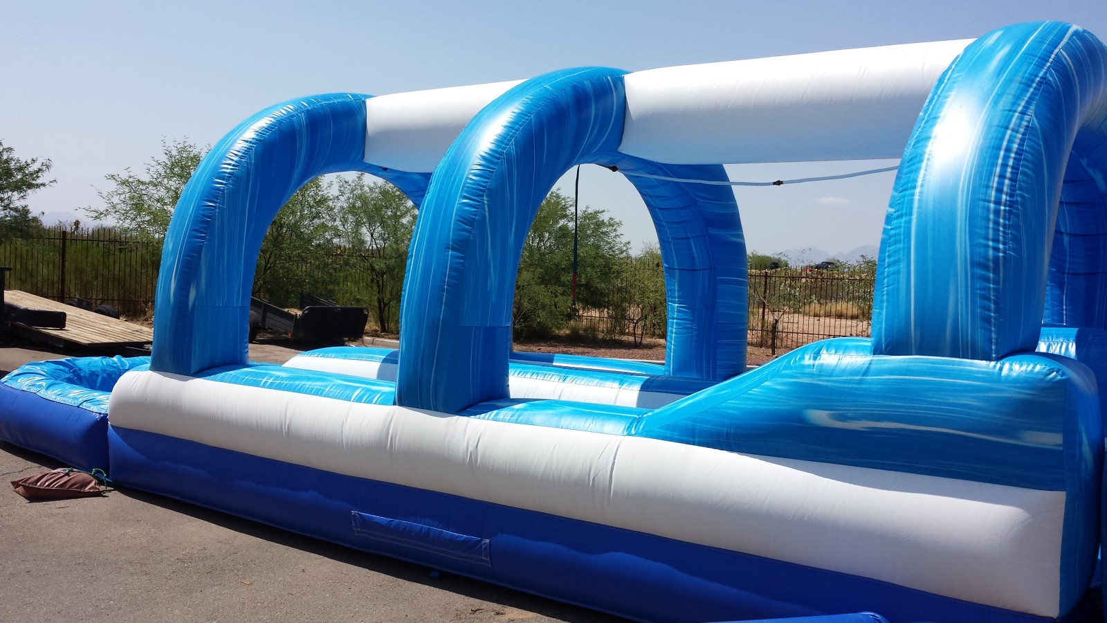 30 Foot Dual Lane Slip n Slide