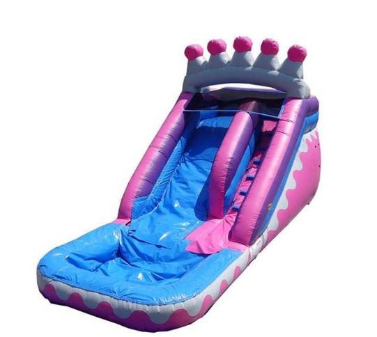 14 Foot Princess Water Slide