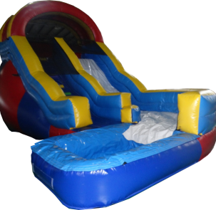 18′ Curve Waterslide